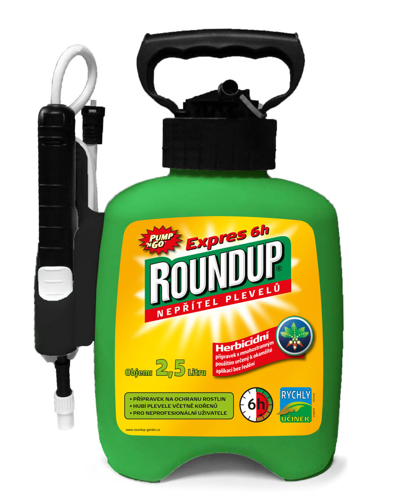 Roundup Express 6h PUMP & GO 2,5 l 11887101