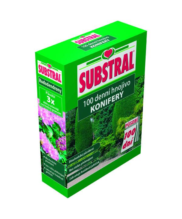 Substral 100 denní hnojivo pro konifery 1 kg 1313102