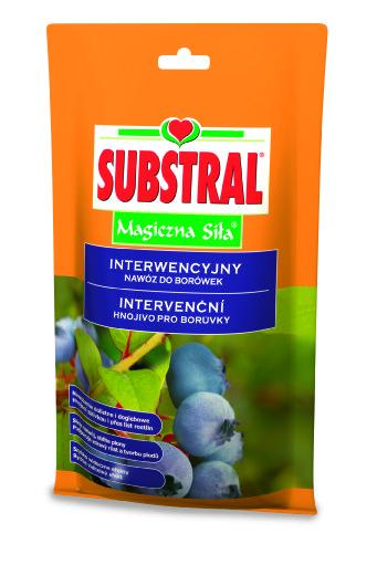 Substral Vodorozpustné hnojivo pro americké borůvky 350g 1329101