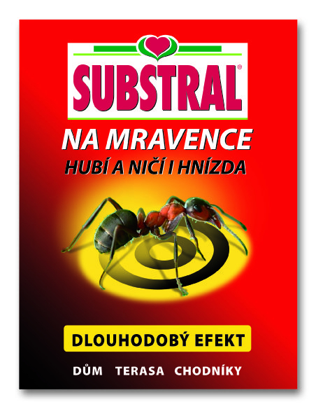Substral granulát na mravence 1611102