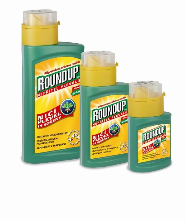Roundup aktiv 170 SL 140 ml 1529105
